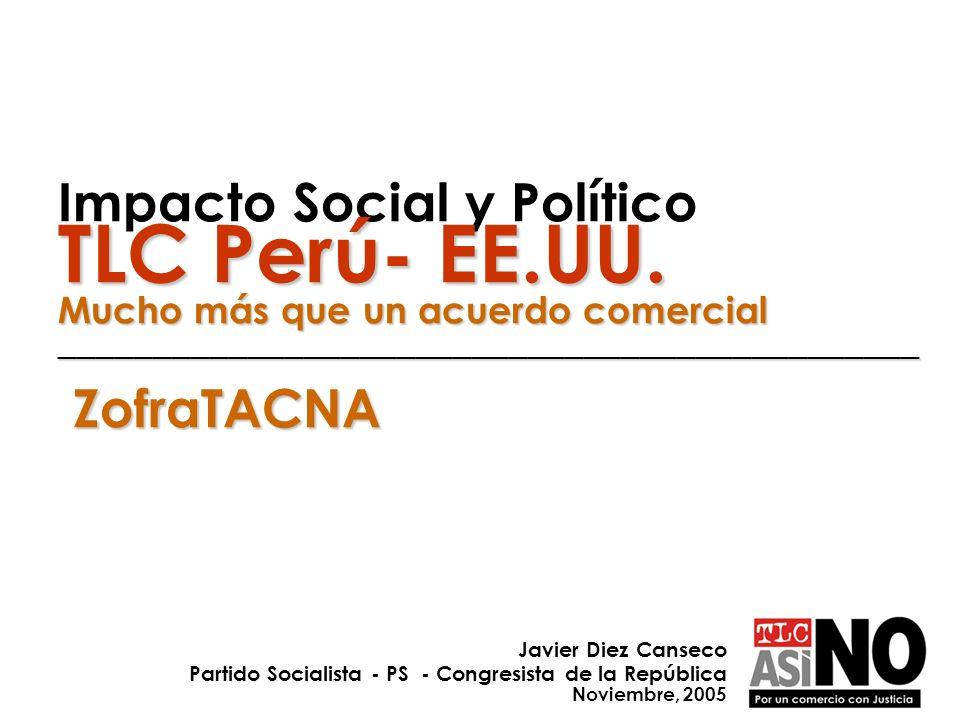 TLC Perú- EE.UU.