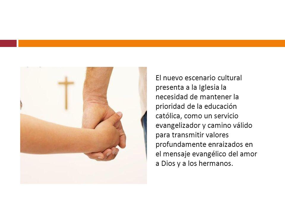 En una mirada a la realidad educativa de Chile, constatamos frutos a nivel de la escuela católica.