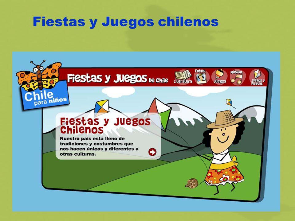 Fiestas y Juegos chilenos