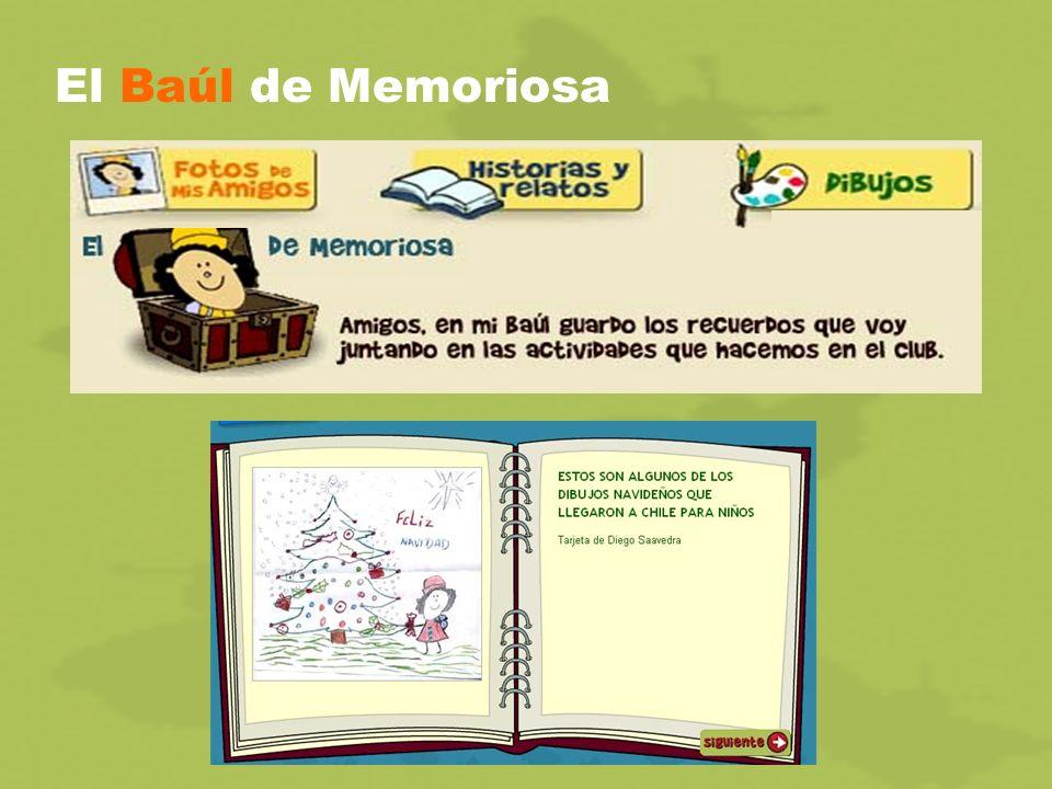 El Baúl de Memoriosa