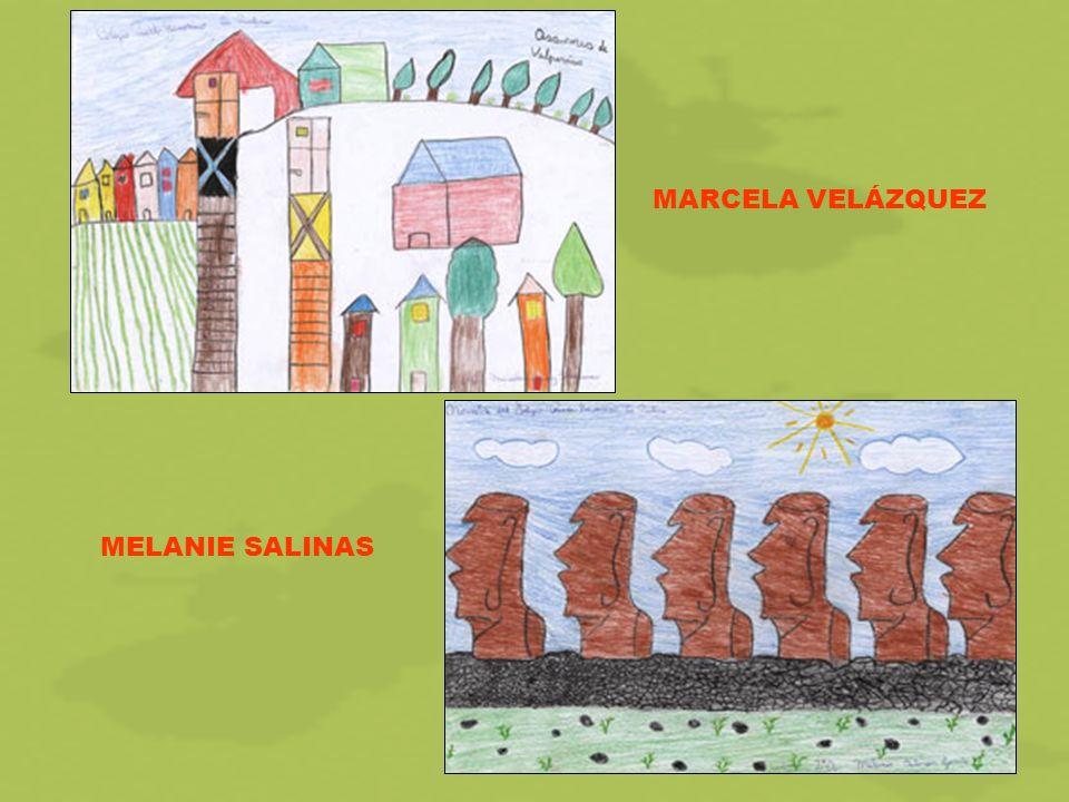 MARCELA VELÁZQUEZ MELANIE SALINAS
