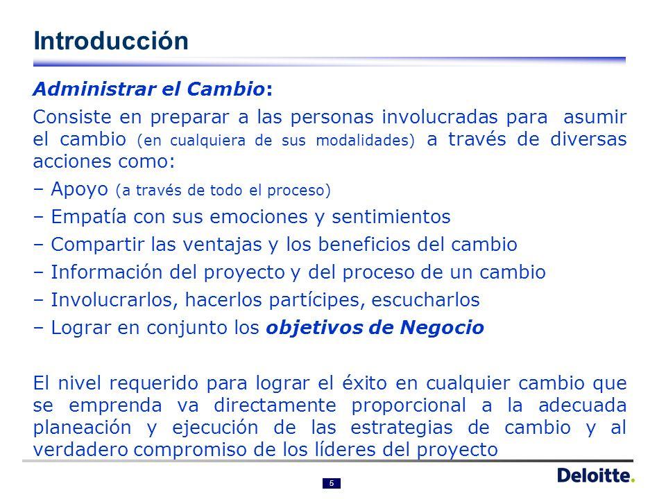 25 A member firm of Deloitte Touche Tohmatsu ©2005 Deloitte & Touche/Galaz, Yamazaki, Ruiz Urquiza, S.C.