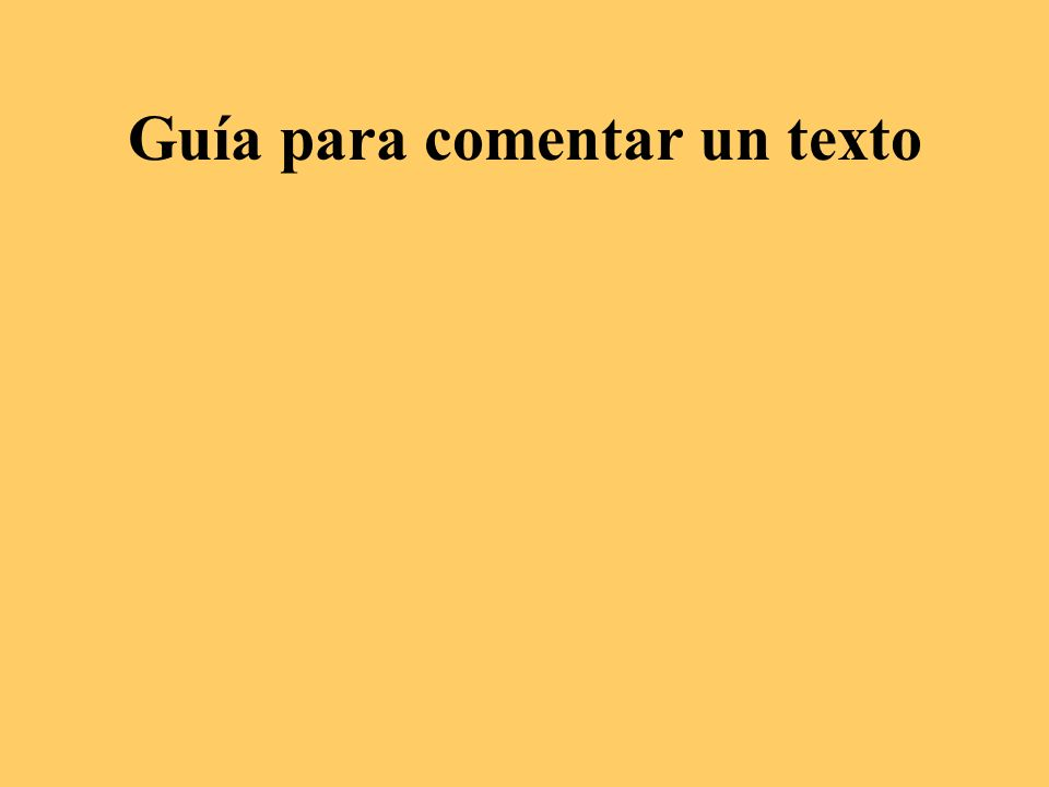 Según el tipo de texto, se puede utilizar el esquema de los elementos de la comunicación.