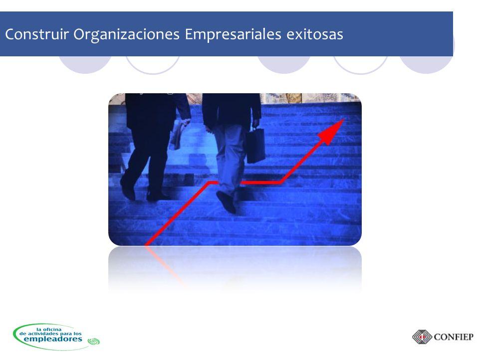 Construir Organizaciones Empresariales exitosas