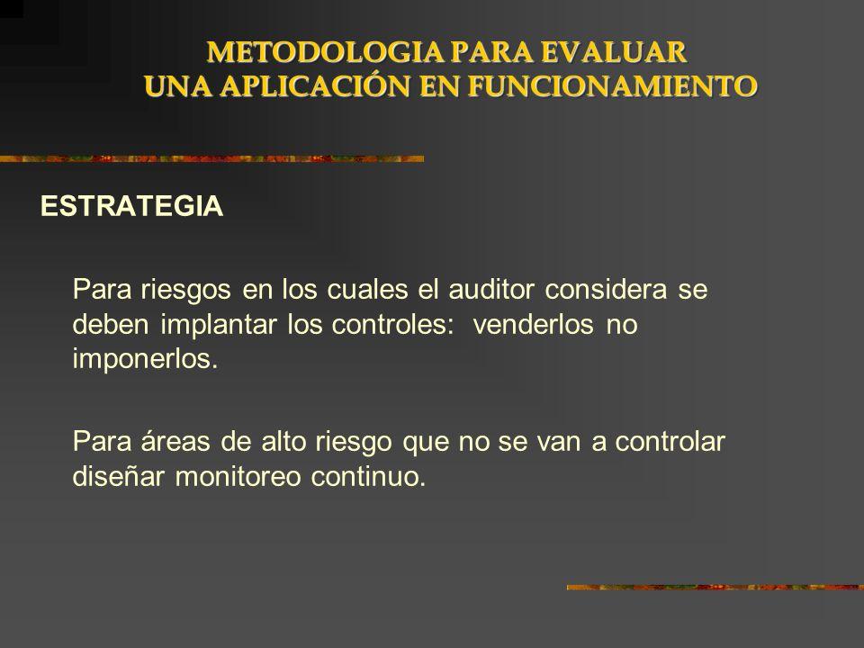 ANÁLISIS DE RIESGOS Y CONTROLES En cada matriz se cumplen los pasos siguientes: Se determina y califica la efectividad de cada control para cada uno de los diferentes riesgos.