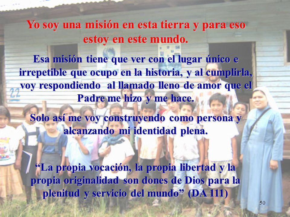 49 ¿Qué es una identidad misionera.