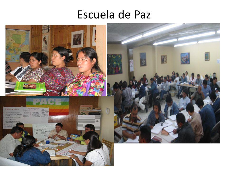 Escuela de Paz