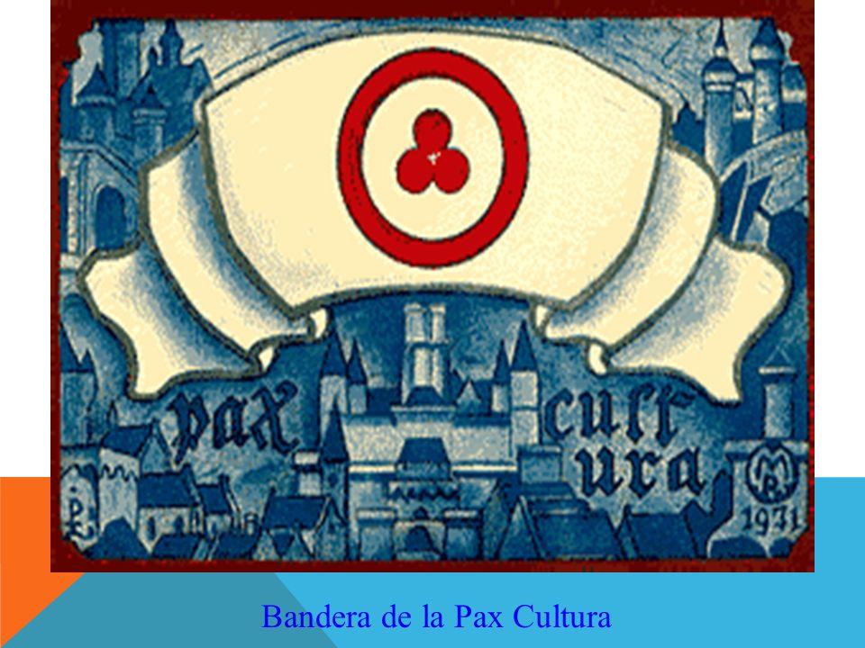 Bandera de la Pax Cultura
