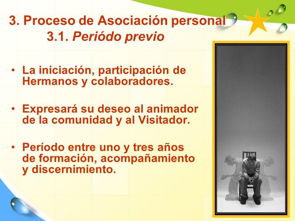 3.Proceso de Asociación personal 3.1.