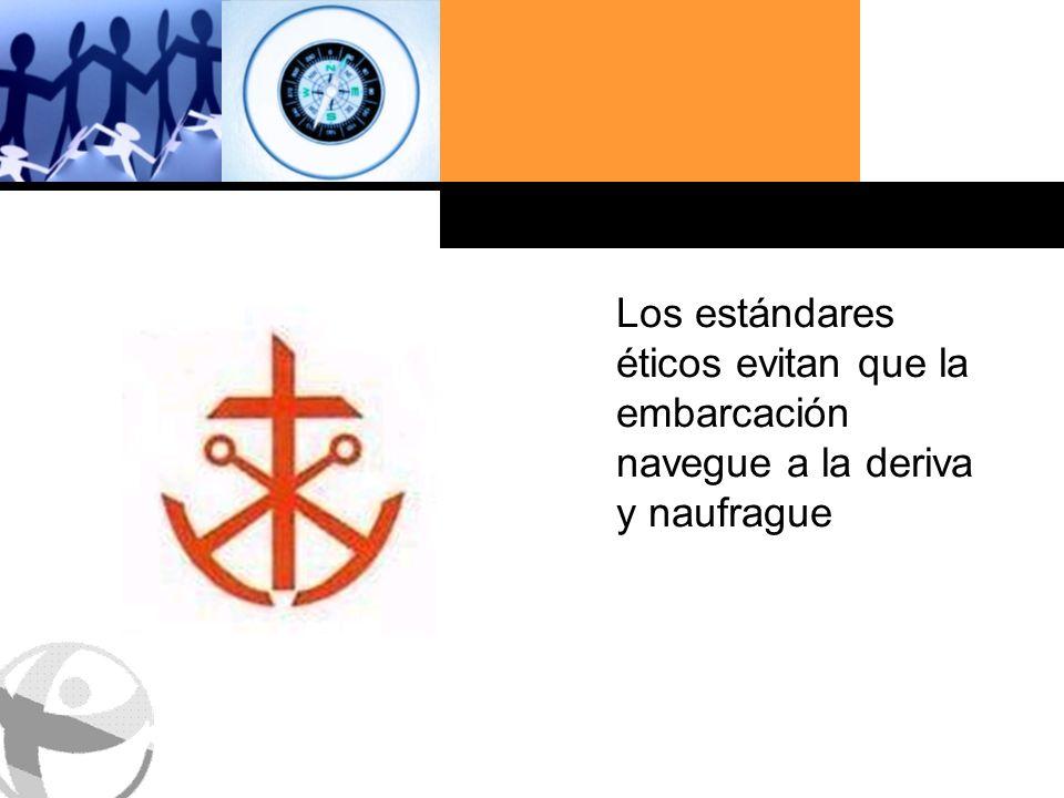 Haga clic para cambiar el estilo de título Los estándares éticos evitan que la embarcación navegue a la deriva y naufrague