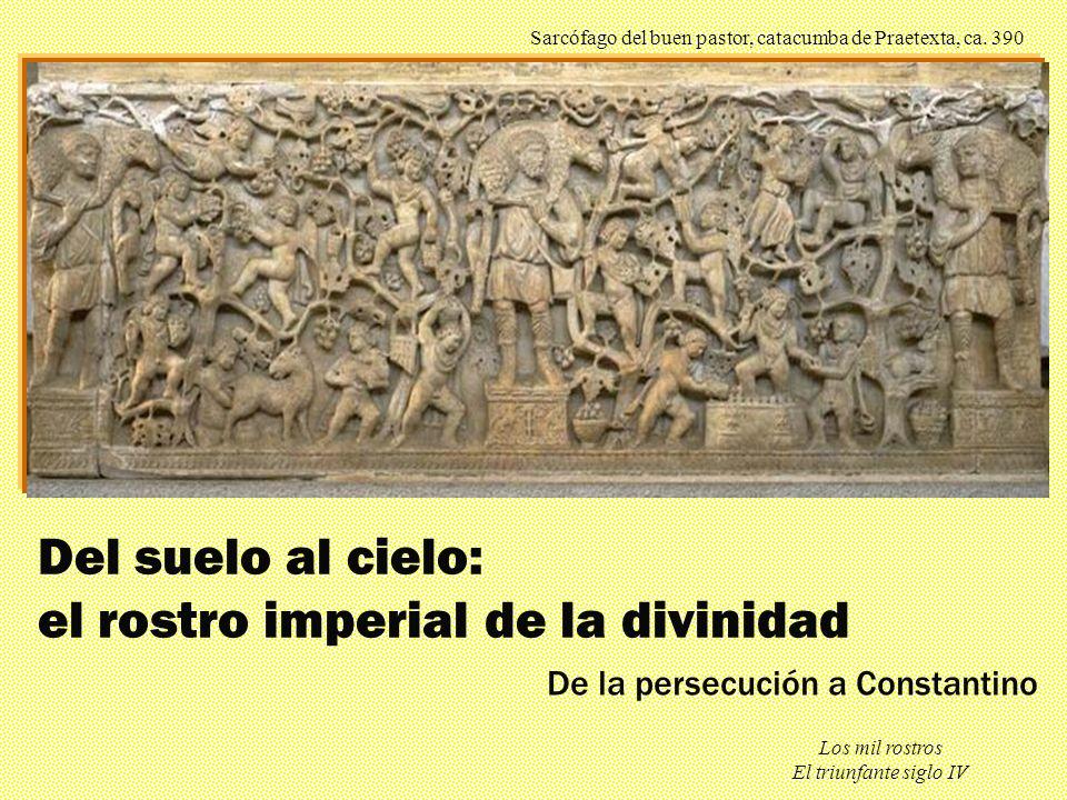 Los mil rostros El triunfante siglo IV Un espacio para revisar tareas...
