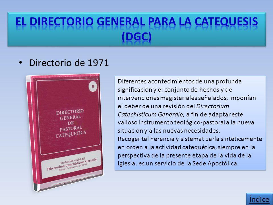 Capítulo IV: Catequesis según el contexto socio-religioso La catequesis en una situación de pluralismo y de complejidad [193-194].