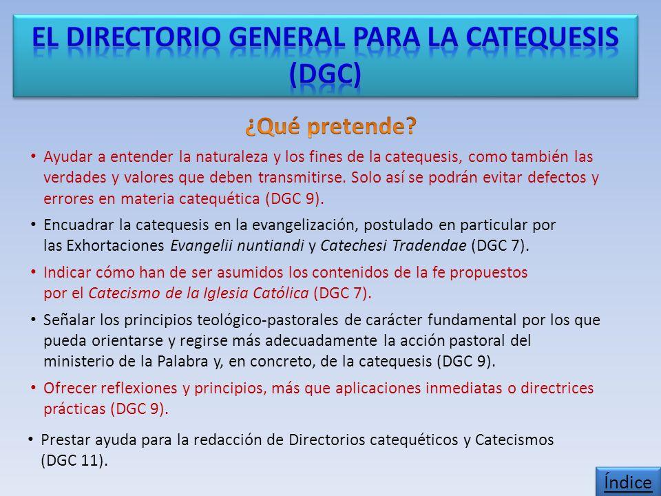 Capítulo II: La formación para el servicio de la catequesis La pastoral de catequesis en la Iglesia particular [233].