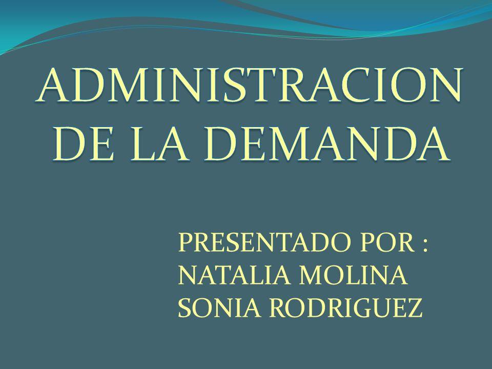 PRESENTADO POR : NATALIA MOLINA SONIA RODRIGUEZ