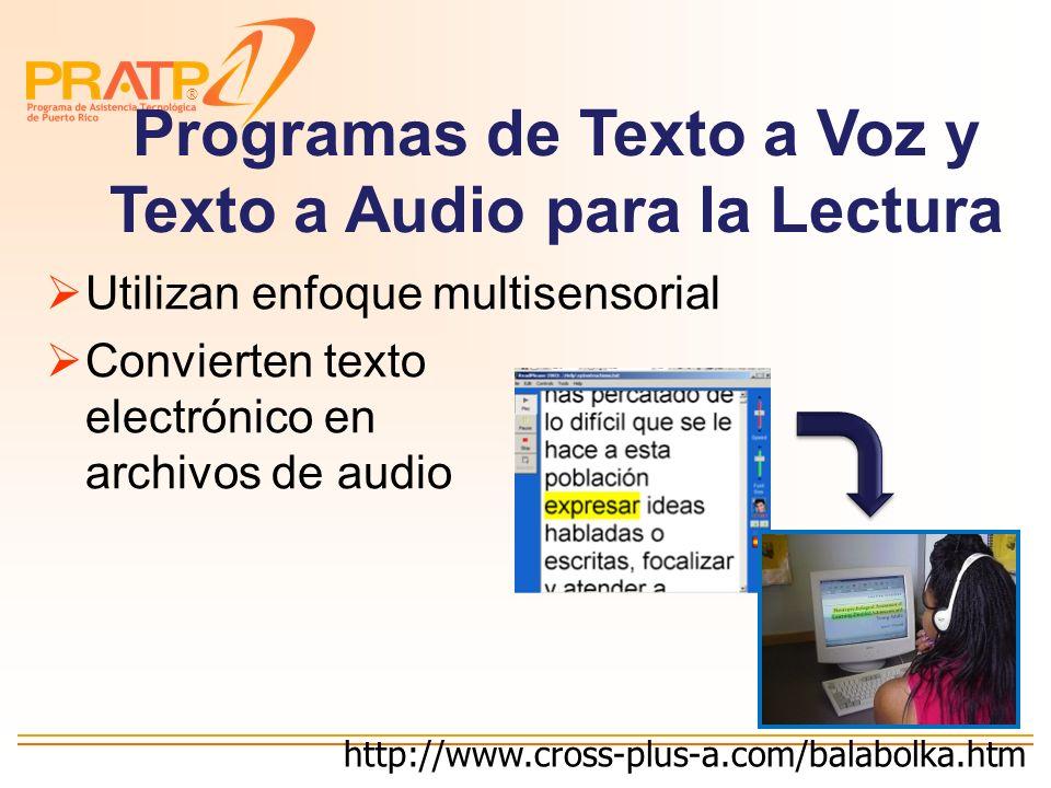 ® Proveer láminas o fotos relacionadas a: contenido de la lectura instrucciones de tareas Mapas conceptuales AT para Comprender la Lectura http://www.