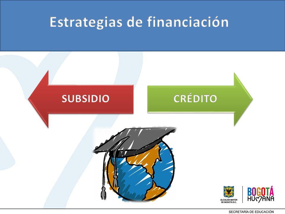 Ser egresado o estudiante del sistema oficial de educación del Distrito Capital, desde el año 2005 en adelante.