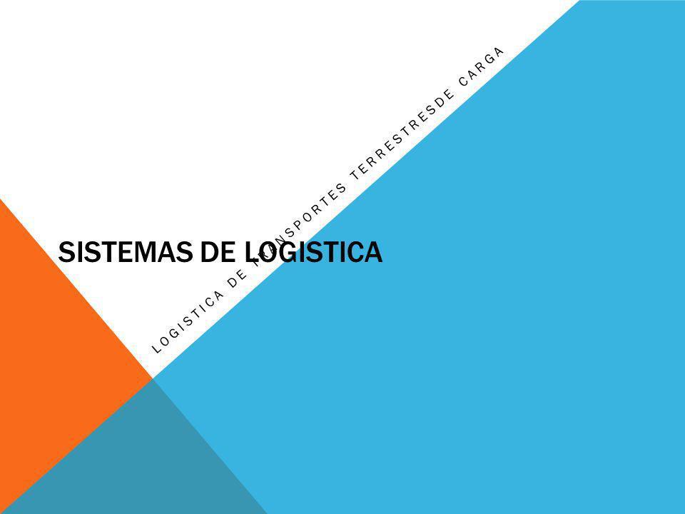 LA COMISION ECONOMICA PARA LA AMERICA LATINA ( CEPAL), EL BANCO INTERAMERICANO DE DESARROLLO ( BID) Y LA SECRETARIA DE INTEGRACION ECONOMICA CENTROAMERICANA ( SIECA) A TRAVES DE VARIOS FOROS EN LA REGION, HAN INSISTIDO EN SUGERIRNOS QUE TANTO LOS GOBIERNOS COMO EL SECTOR PRIVADO DE CADA PAIS ESTUDIEN A PROFUNDIDAD LAS CONSECUENCIAS PROVOCADAS POR UNA DEFICIENCIA EN LA LOGISTICA DE CARGA QUE TIENE COMO RESULTADO ALTOS COSTOS NO COMPETITIVOS DE LOS PRODUCTOS QUE SE MANEJAN EN LA REGION