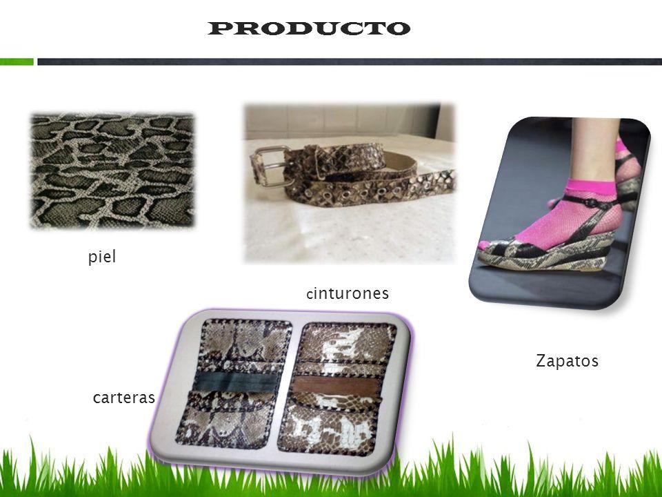 PRODUCTO Zapatos carteras c inturones piel