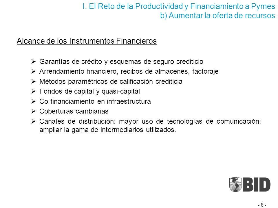 Gracias! Fernando de Olloqui fdeolloqui@iadb.org