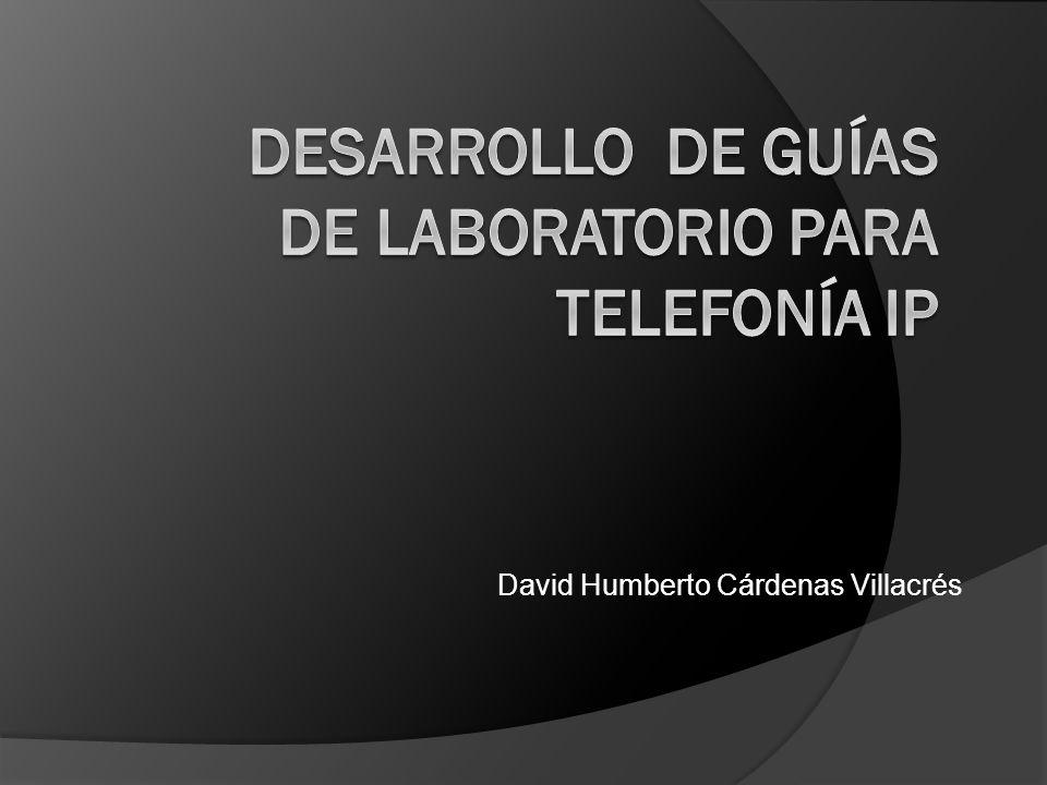 David Humberto Cárdenas Villacrés