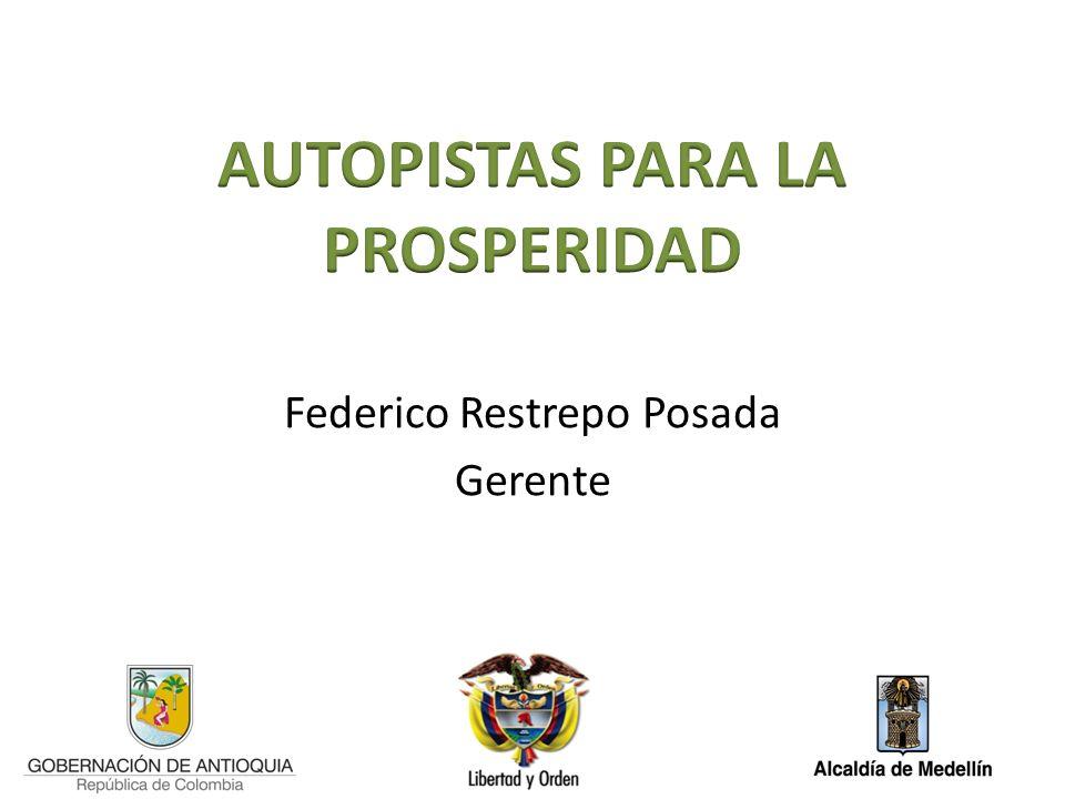 Federico Restrepo Posada Gerente