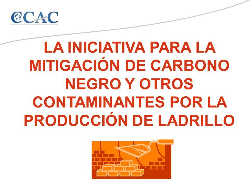 CONTEXTO La producción de ladrillo ha sido identificada como un área en la que importantes reducciones de carbono negro y otros contaminantes incluyendo tóxicos pueden alcanzarse.
