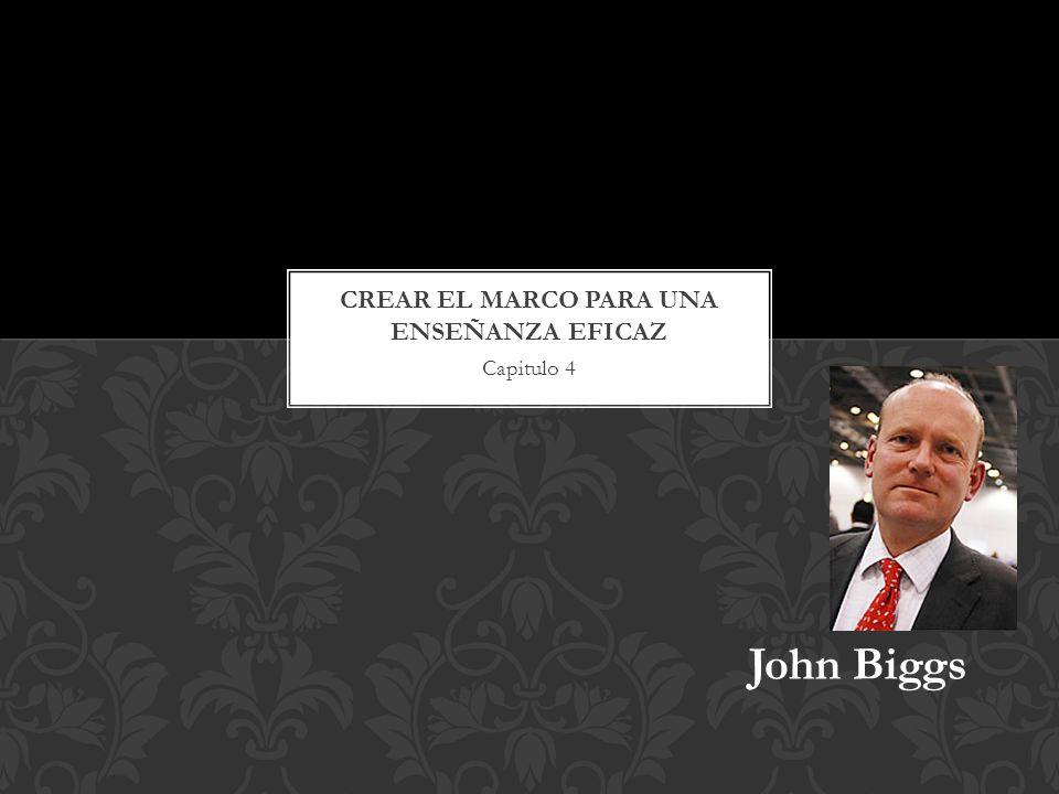 Capitulo 4 John Biggs