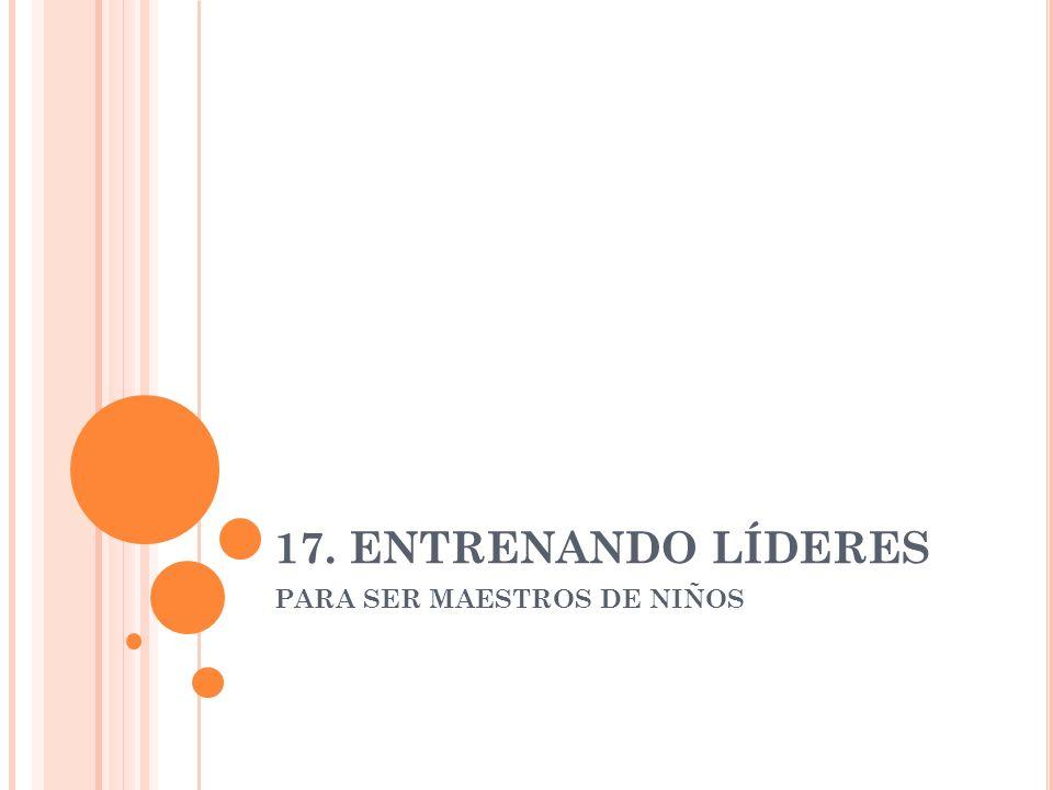 M ETAS DE LA E SCUELA D OMINICAL.EVANGELISMO 2.
