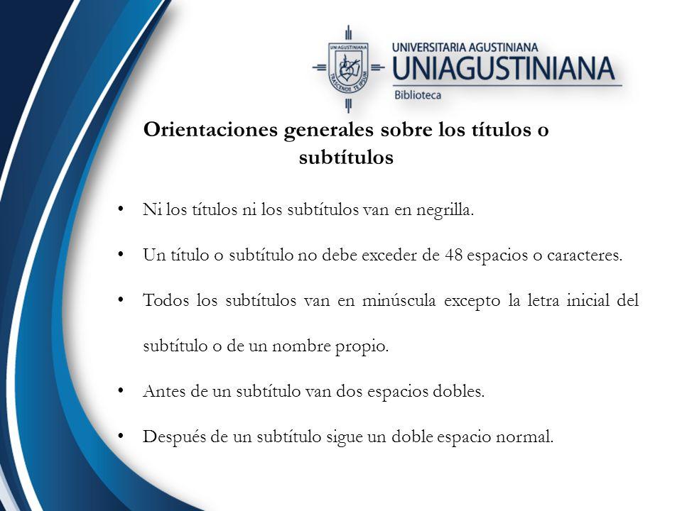 Portadilla 2,54 cm Título o nombre del informe centrado Nombres y Apellidos de los estudiantes centrado Universitaria Agustiniana Facultad de Ciencias Administrativas y Financieras Programa de Administración de Empresas Bogotá 2013