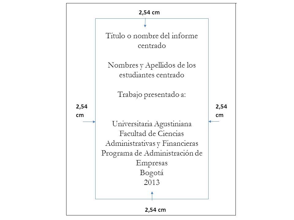 Presentación de tablas Las tablas se numeran de manera consecutiva, en el orden en el que se mencionan por primera vez dentro del texto, y se identifican por la palabra Tabla y su número arábigo alineados a la izquierda, en la parte superior de la misma.