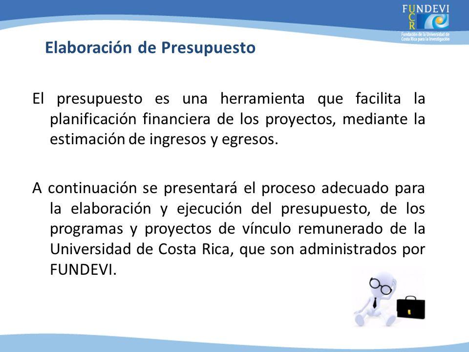 La Dirección de Gestión de Presupuestos cuenta con un equipo de asesoría técnica, para la elaboración y ejecución de presupuestos.