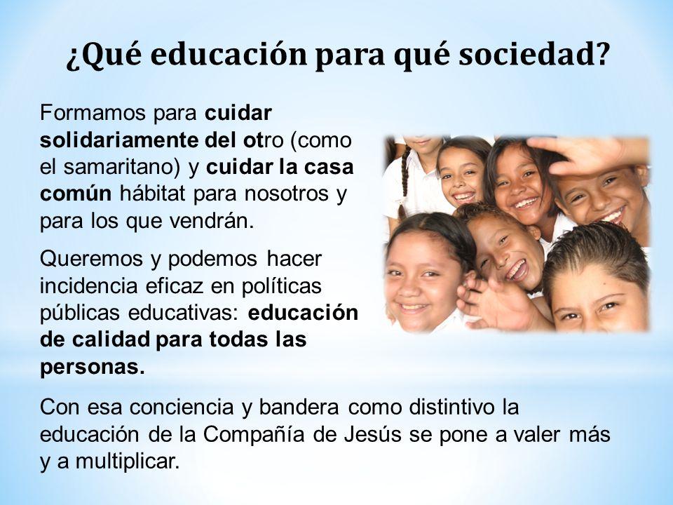 La educación es hoy un derecho inalienable de todo ser humano.