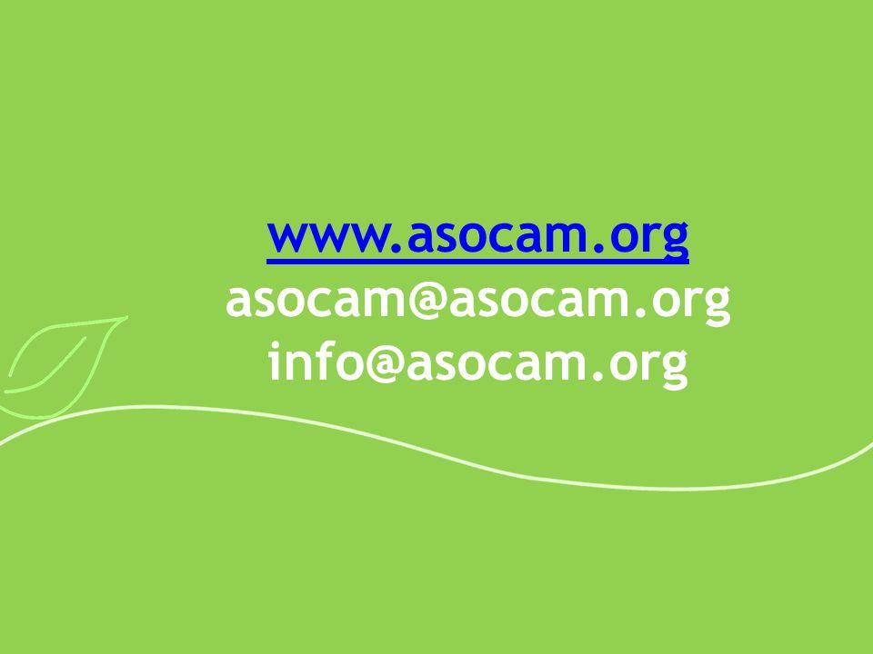 www.asocam.org www.asocam.org asocam@asocam.org info@asocam.org