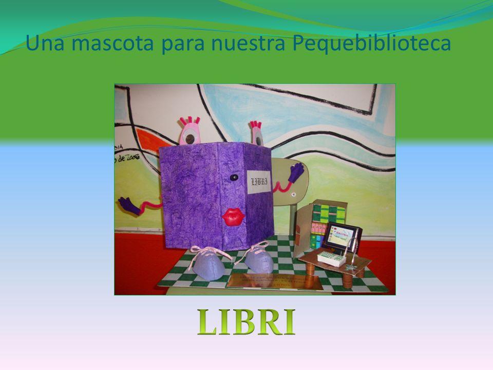 Una mascota para nuestra Pequebiblioteca