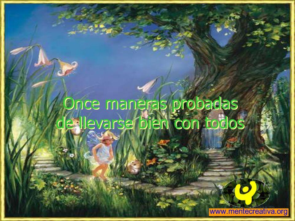 Once maneras probadas de llevarse bien con todos Once maneras probadas de llevarse bien con todos