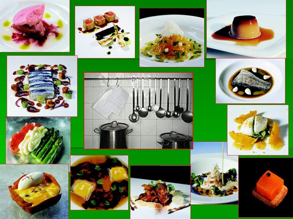 TOOL KIT Recurrir a otras cocinas (sésamo Recurrir a otras cocinas (sésamo especias, hierbas formas de combinar) Copiar y escuchar Copiar y escuchar Aprovechar lo que nos brinda el mercado a un costo moderado Aprovechar lo que nos brinda el mercado a un costo moderado Colores DECORACION !!!!!!.