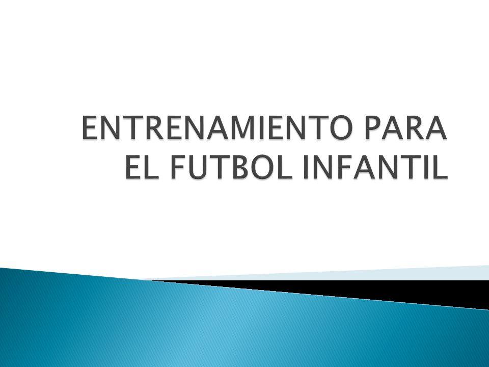 Comenzaré este tema relacionado a la preparación física del fútbol infantil con dos proverbios que nos darán una idea de lo que perseguimos.