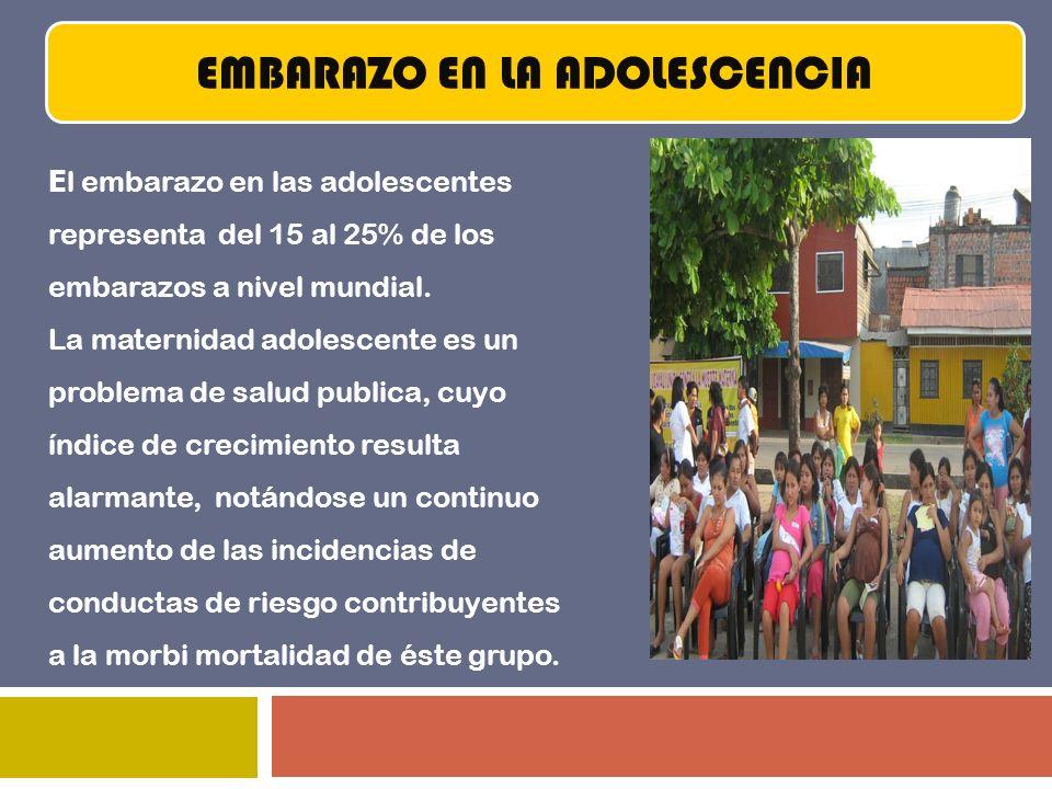 PLAN NACIONAL MULTISECTORIAL DE PREVENCIÓN DEL EMBARAZO NO PLANIFICADO EN ADOLESCENTE 2011-2021 3.