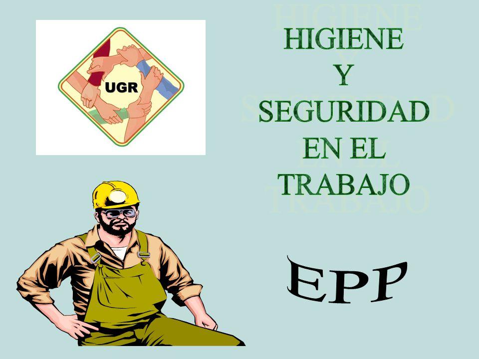 ELEMENTOS DE PROTECCIÓN PERSONAL El hombre desde la antigüedad ha utilizado elementos de protección personal...