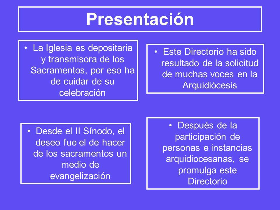 V.La Reiniciación Cristiana A. Introducción B. Consideraciones Actuales C.