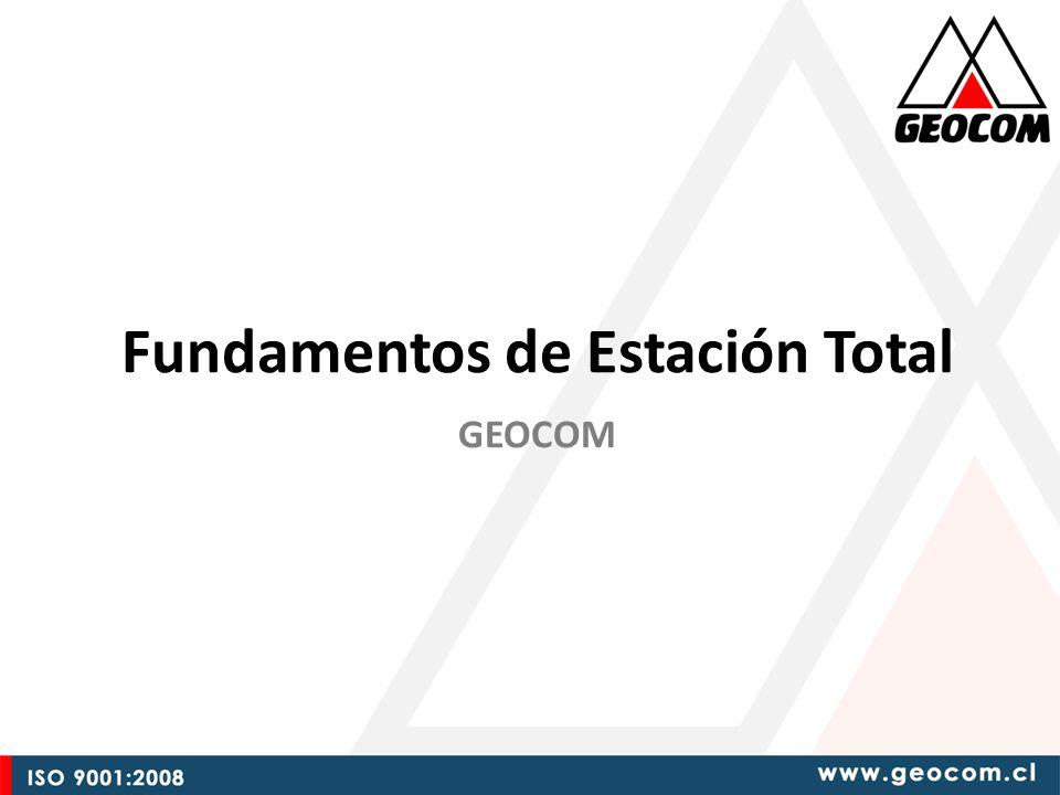 Puntos de control en base al sistema de referencia que se desea densificar Generalidades Proyecto definido en extensiónDefinición de orientación y escala de la red Ubicación de los puntos a densificar