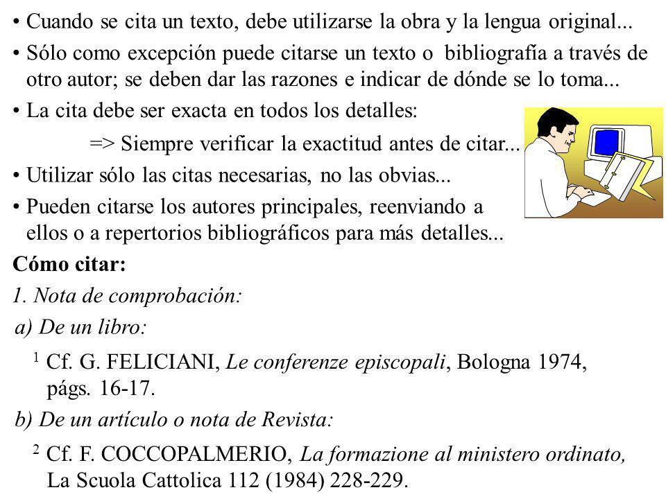 2.2. Notas Complemento Documental Explicativo Diversos tipos: Nota de comprobación... Nota de documentación... Nota de reenvío... Nota de clarificació