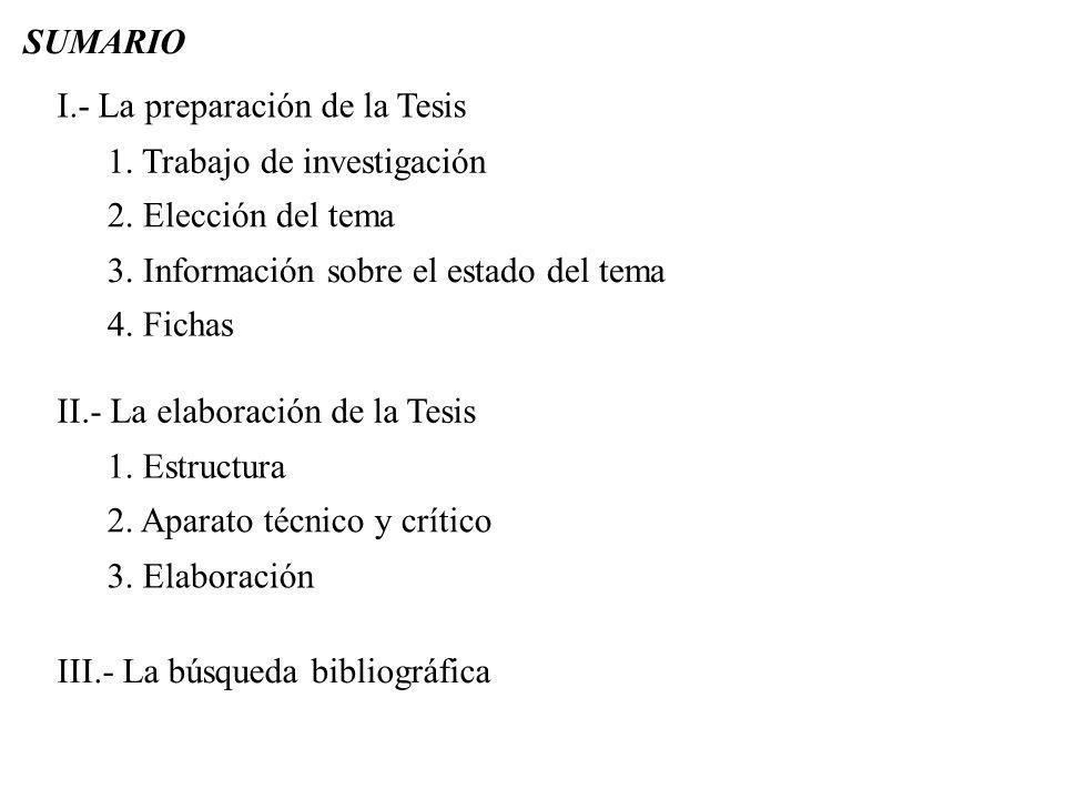 Realización de una obra de arquitectura: Realización de la Tesis para la obtención del doctorado: