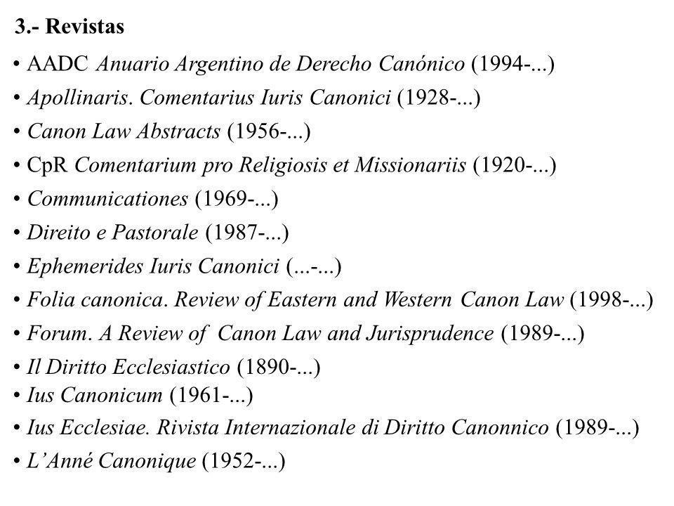 1.4. Colecciones de publicaciones periódicas Catálogo computarizado de la Hemeroteca de la Biblioteca Nacional (Buenos Aires): http://www.bibnal.edu.a