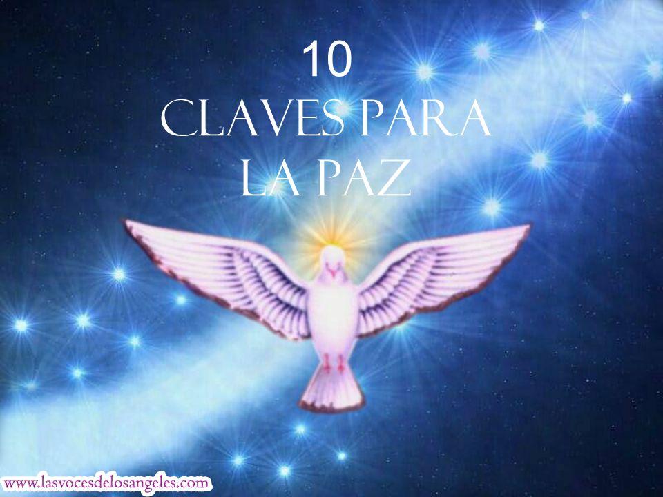 10 CLAVES PARA LA PAZ
