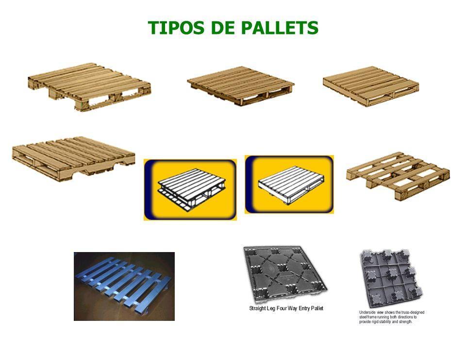 TIPOS DE PALLETS