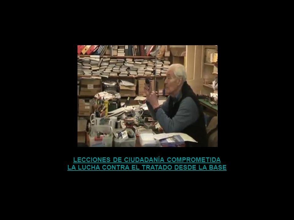 JENS PETER BONDE, MIEMBRO DANÉS DEL PARLAMENTO EUROPEO EXPONE EL FRAUDE DEL TRATADO DE LISBOA