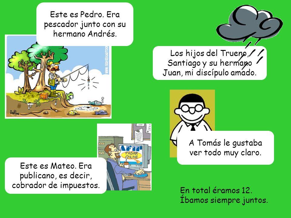 Estas son algunas de mis amigas.Mª Magdalena, María la de Santiago, Salomé, Susana, Juana...