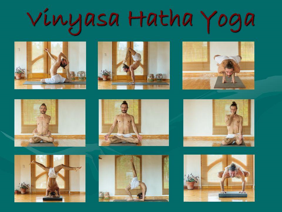 Vinyasa Hatha Yoga