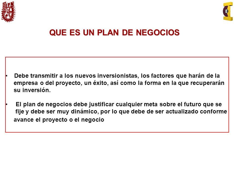 ASPECTOS FINANCIEROS ¿ Tipo de financiamiento requerido .
